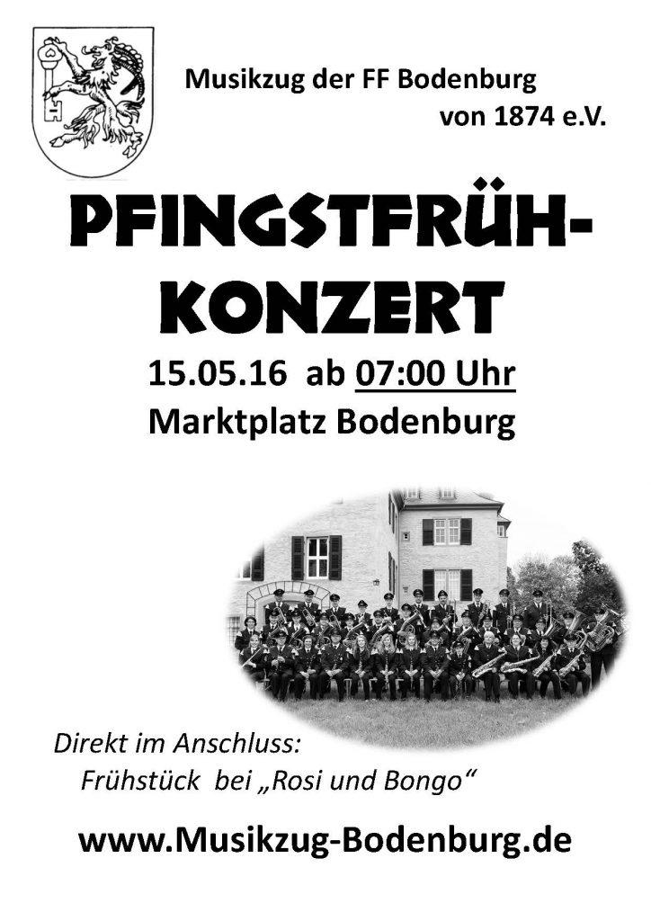Plakat Pfingsten 2016